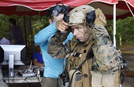 Marine Corps set to field new augmented reality trainer