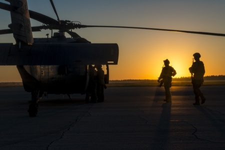 USAF 'Guardian Angels' search-and-rescue crew deploys to Turkey