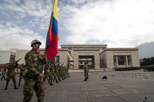 Rebels kill 12 in ambush on Colombian security forces – The Washington Post