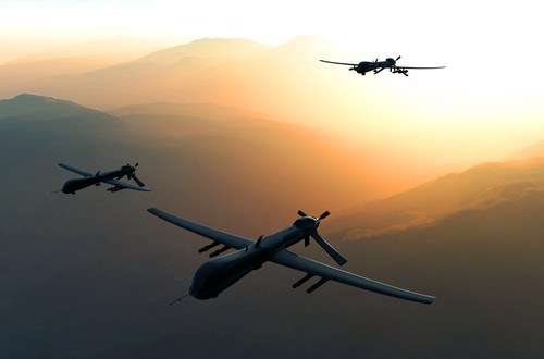 Drone Wars: China and US Compete on the Global UAV Market | The Diplomat