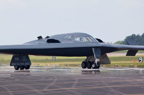Why America Can't Beat China Without A New Bomber – Forbes
