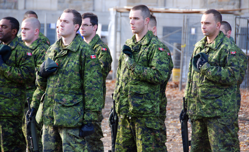 Canadian and US generals discussed the possibility of fully 'integrating' the two countries' militaries – Yahoo Finance