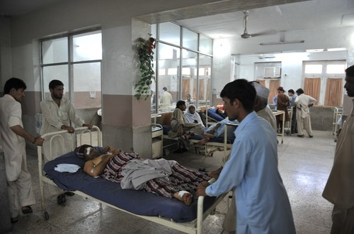 Let's get facts on Afghan hospital incident before declaring a war crime | TheHill