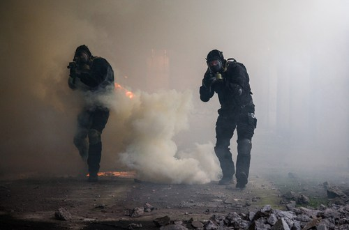 Putin has sent the feared Spetsnaz special forces into Syria to bail out Assad – Mirror Online
