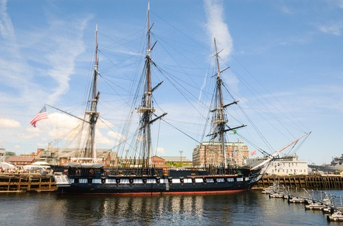 The Only Ship Left in America's Fleet That Actually Sunk an Enemy Ship Is 200 Years Old