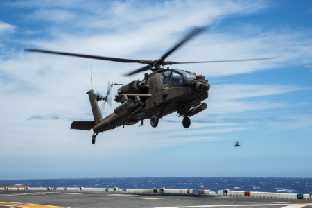 South Korea buying Apache helicopters to counter North Korea's armor – Stripes