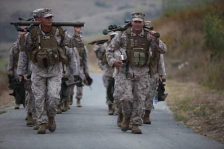 U.S. Marines get hands on with new mortar system > The Official United States Marine Corps Public Website