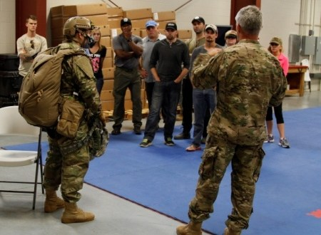 Utah's Green Berets deployed to Middle East – Story | Utah