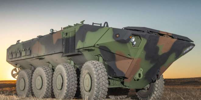 Marines Get Closer To New Amphibious Vehicles | Popular Science