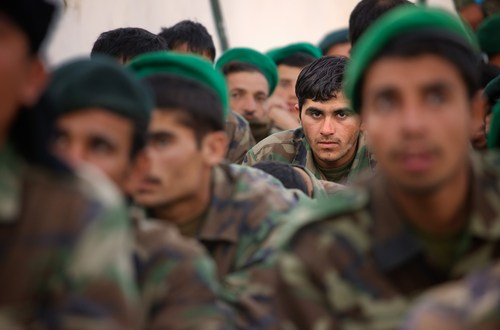 Dozens of Afghan Troops Surrender to Taliban in Helmand | RealClearDefense