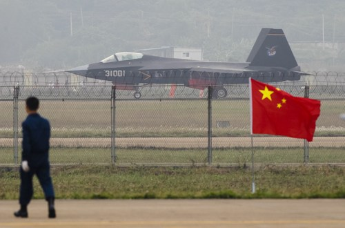 Chinese Scientists Unveil New Stealth Material Breakthrough – Defense One