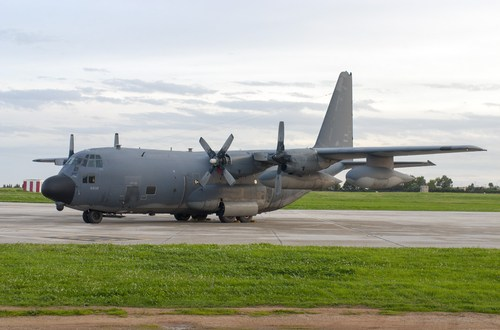 MC-130J Commando IIs practice exfiltration in Spain > Air Force Special Operations Command
