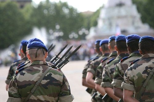 The French Military Is Experiencing an 'Unprecedented' Recruiting Surge – Defense One
