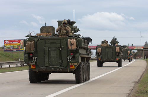 Czechs To Buy Weapons, Modernize Gear