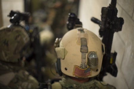 Top Secret Ops: Washington Relies Heavily on Special Forces in Middle East
