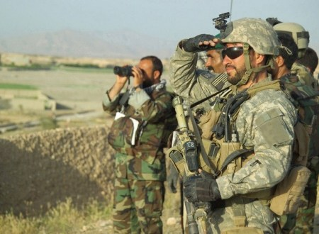 U.S. Special Forces Free Dozens in Joint Afghan Taliban Prison Raid – NBC News