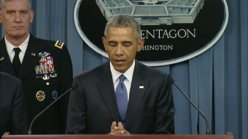 Obama: ISIS Losing Territory, Influence As US Troops Push South in Syria – Defense One