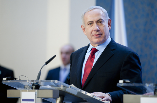 Netanyahu says Israel acts in Syria 'from time to time' | The Salt Lake Tribune