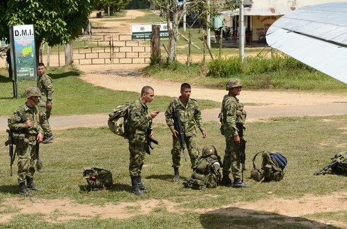 Recruiting Mercenaries for Middle East Fuels Rancor in Colombia – Bloomberg Business