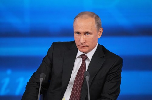 Putin: Russia did have people in Ukraine doing 'certain military tasks' | Reuters
