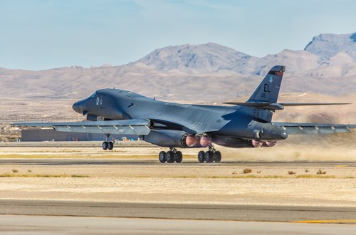 Coalition: Air Force B-1 bombers being used in Ramadi offensive | TheHill