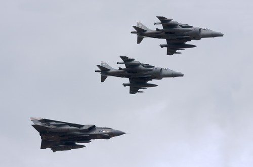 UK launches airstrikes after vote – CNN.com