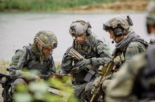 Special Ops Survey Showed 85% Opposed Serving With Women