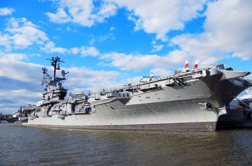 Could Iran Sink a U.S. Navy Aircraft Carrier? | The National Interest Blog