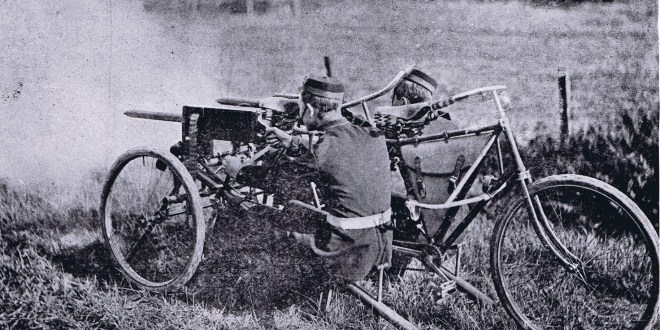 Forgotten Weapon: The Maxim Dual-Gun Tandem Tricycle