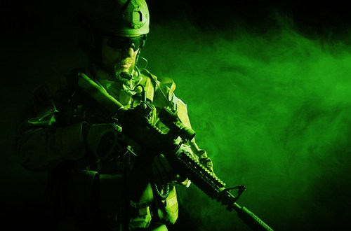 Are U.S. Soldiers Ready If War 'Goes Dark'?   The National Interest Blog
