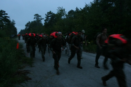 Marine Raiders gear up for 770-mile trek to honor the fallen