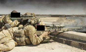 SAS Troops Using Dummies to Trick IS Jihadis Into Death Trap – The New Indian Express