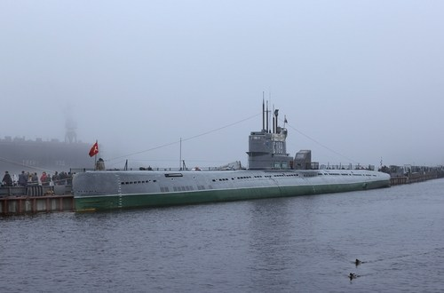 Russia May Revive Its High Performance Cold War Alfa Class Sub With Modern Upgrades