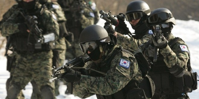 S. Korea's new elite 'Spartan 3000' special forces unit trained for raids inside North | World Tribune