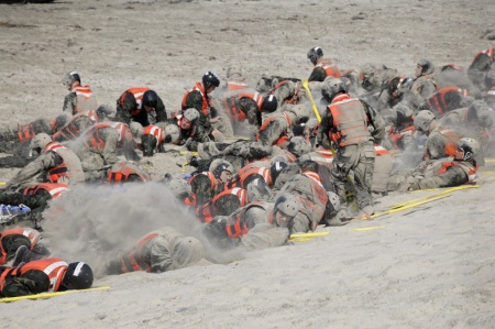 Women could enter Navy SEAL training by September