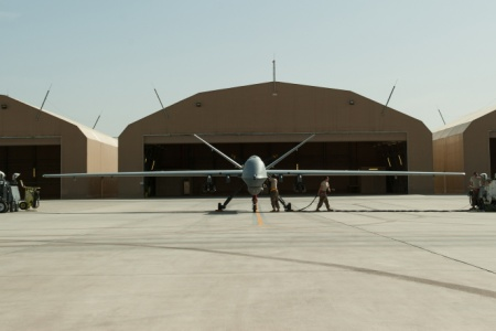 ISIS kill missions: 1 in 5 drone flights includes a missile strike