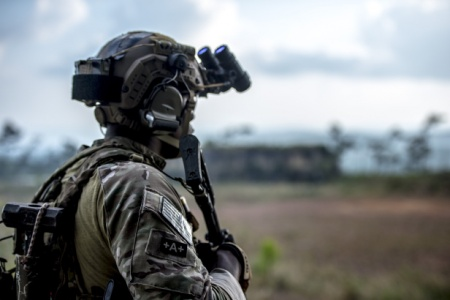 America's silent warriors look to up their game on social media