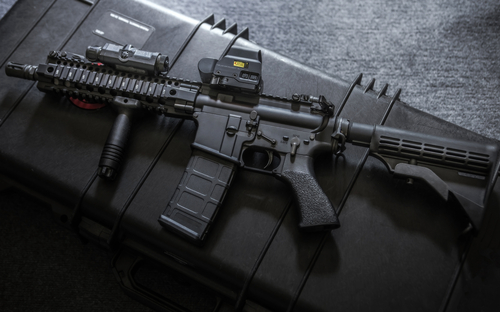 Lawmaker Asking Why Navy SEALs Don't Have Enough Rifles – ABC News