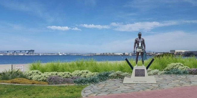 'Naked Warrior' Statue to Be Installed at Glorietta Bay | Patch