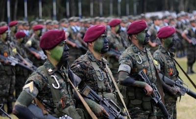 El Salvador Deploys Special Force to Hunt Down Violent Gang Leaders