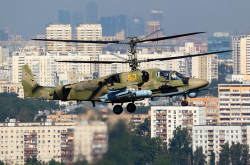Putin's Attack Helicopters and Mercenaries Are Winning the War for Assad | Foreign Policy