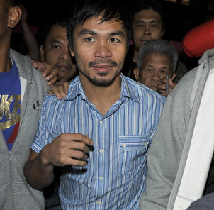 ISIS Affiliate 'Hatched Plot' to Kidnap Manny Pacquiao