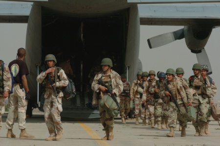 Elite U.S. Soldiers and Kurdish Troops Moving on ISIS Near Mosul – The Daily Beast