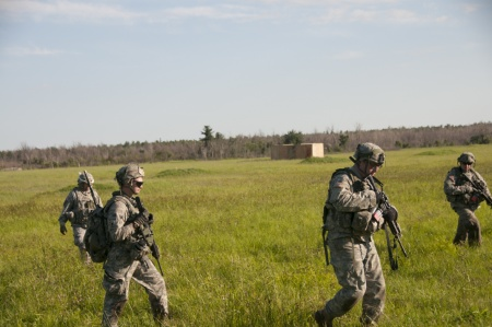 An Infantry Squad for the 21st Century