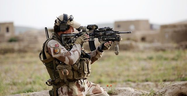 Norway to deploy special operations forces to support ISIS combat mission in Jordan – Army Technology