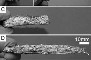 Shape-Shifting Drones Could Be Made from Metal-Foam Hybrid