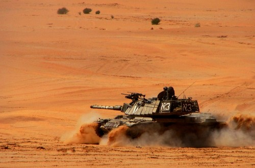 Raytheon Can Turn Old American-Made M60A3 Tanks Into Killing Machines | The National Interest Blog