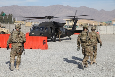 How Obama's Afghanistan plan is forcing the Army to replace soldiers with contractors