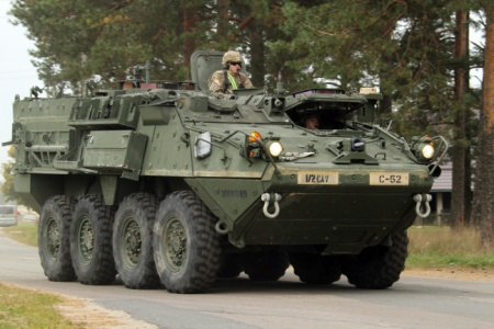Special Operations: Stryker Showed The Way