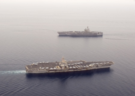 War and Survivability of U.S. Naval Forces